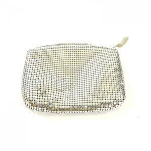 Metal Aluminum Mesh Clutch Bag